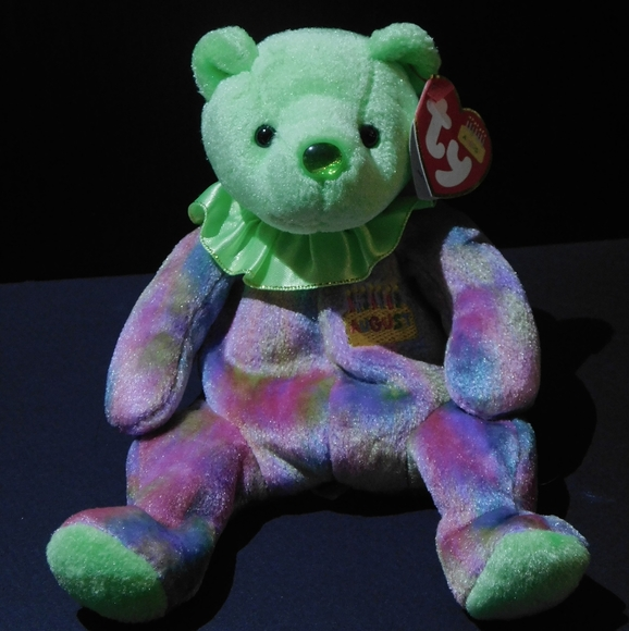 Other - August beanie baby